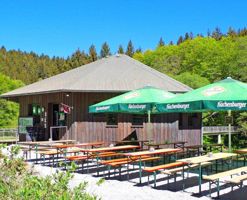 Biergarten Westerwald, Kroppacher Schweiz