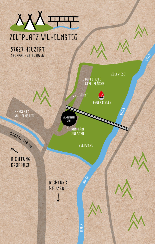 Jugendzeltplatz Heuzert, Jugencampingplatz Heuzert